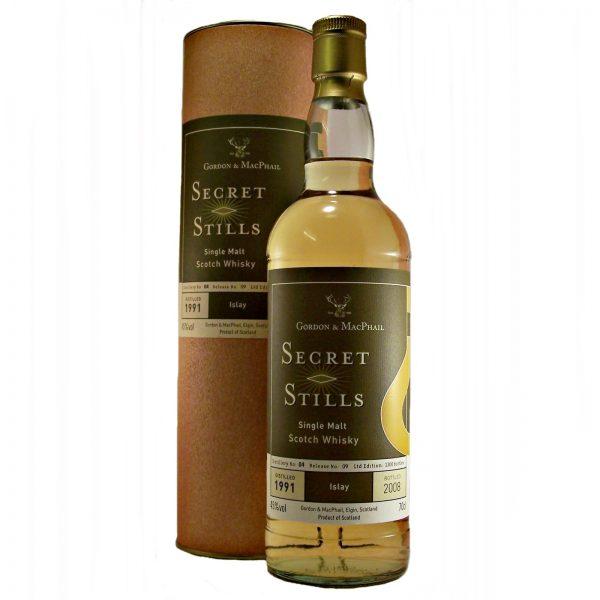 Secret Stills 4.9 Islay (Bowmore)