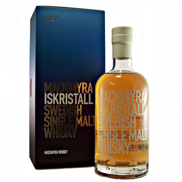 Mackmyra Iskristall Swedish Single Malt Whisky