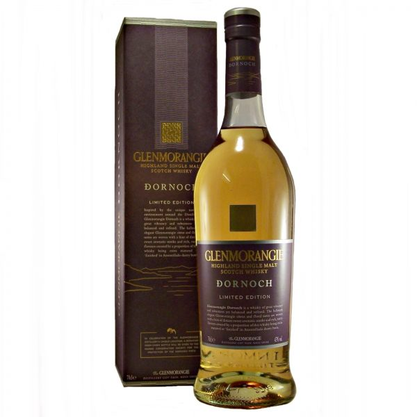 Glenmorangie Dornoch Limited Edition Single Malt Whisky