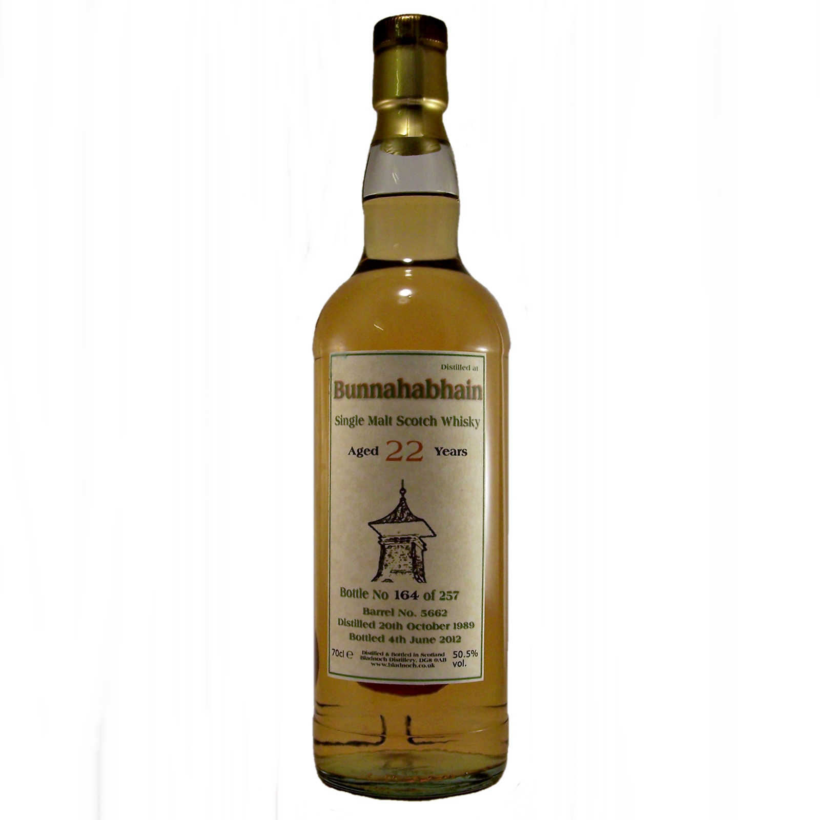 Definere enkelt malt scotch