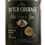 Dutch Courage Old Toms Gin Zuidam Distillery
