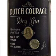 Dutch Courage Dry Gin Zuidam Distillery