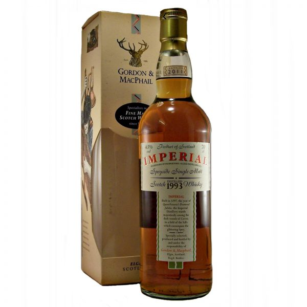 Imperial Single Malt Whisky 1993