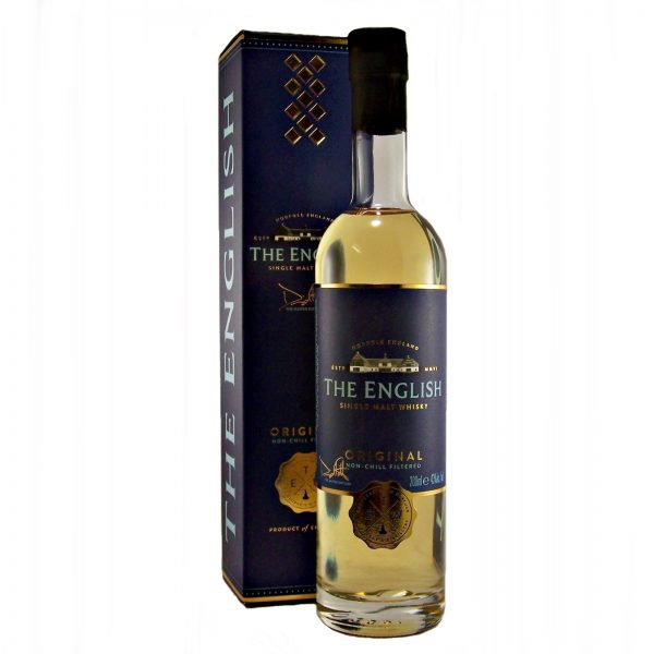 English Single Malt Whisky Original