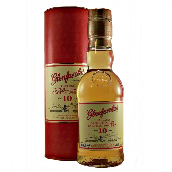Glenfarclas 10 year old Malt Whisky