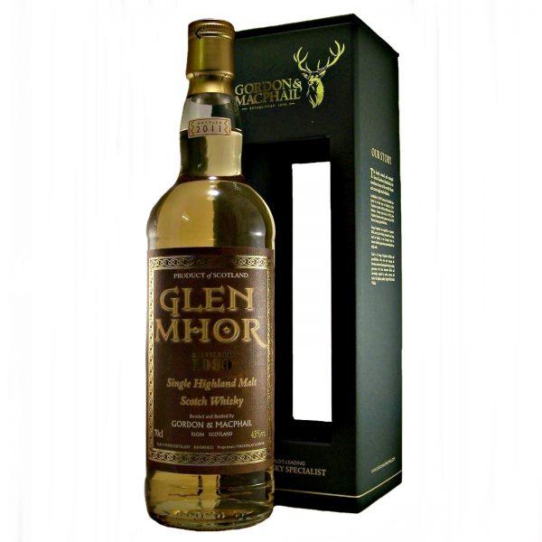 Glen Mhor 1980 Single Malt Whisky