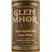 Glen Mhor 1980 Single Malt Whisky bottled 2011