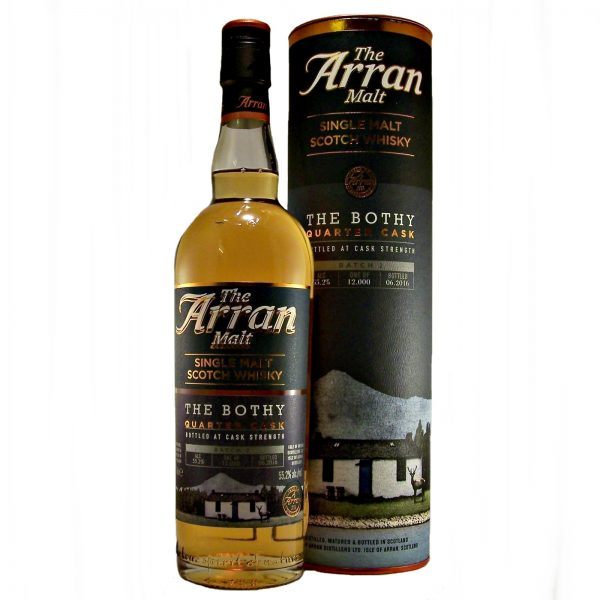 Arran The Bothy Quarter Cask Whisky Batch 2