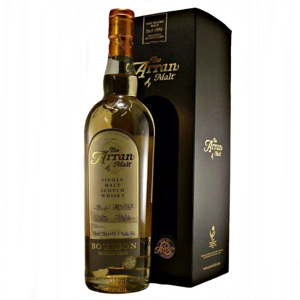 Arran Bourbon Single Cask