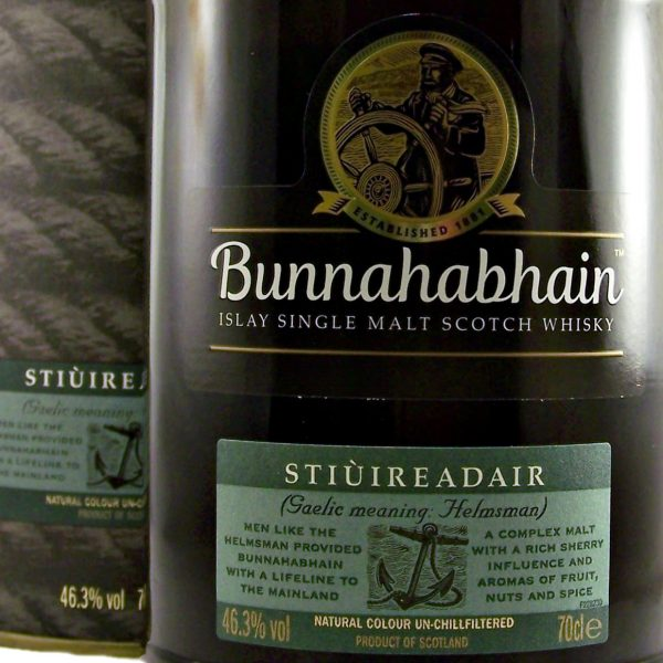 Bunnahabhain Stiuireadair Islay Single Malt Whisky