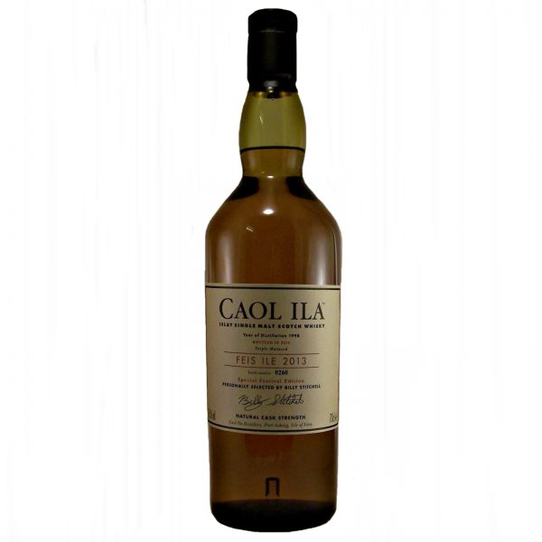 Caol Ila Feis Ile 2013 Single Malt Whisky