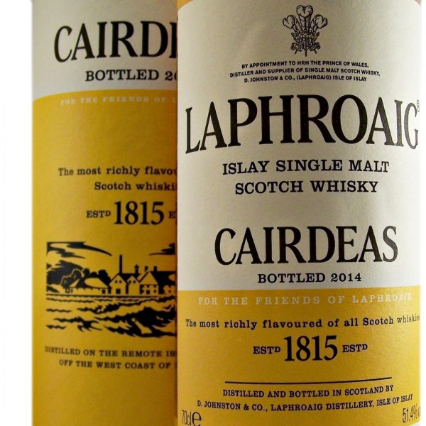 Laphroaig Cairdeas 2014 Single Malt Whisky