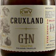 Cruxland South African Gin KWV