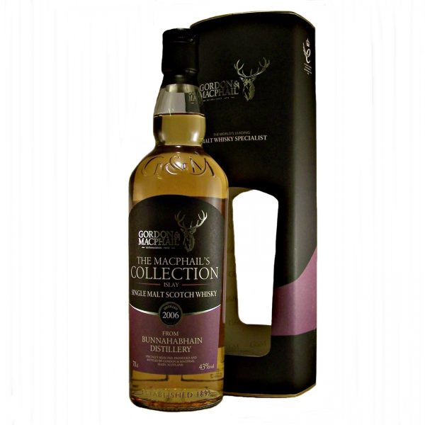 Bunnahabhain Single Malt Whisky 2006