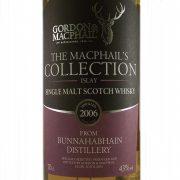 Bunnahabhain Single Malt Whisky 2006 vintage