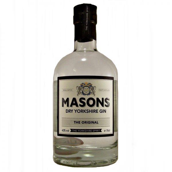 Masons Dry Yorkshire Gin Original