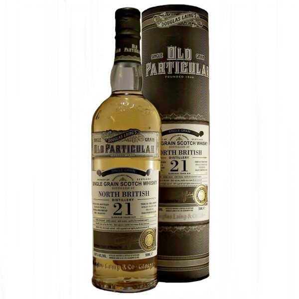 North British Old Particular 21 year old