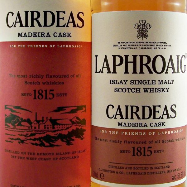 Laphroaig Cairdeas Madeira Cask Feis Ile 2016