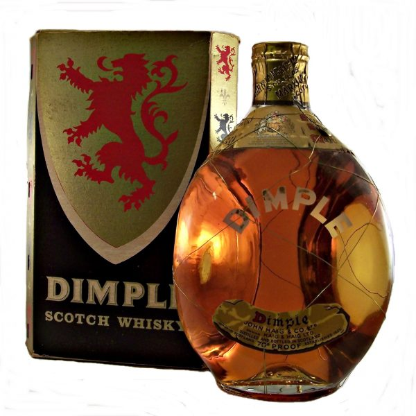 Haig Dimple Scotch Whisky 1950's