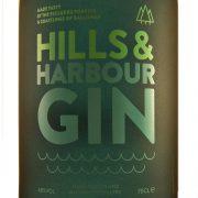 Hills & Harbour Gin Scotland
