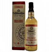 Tullibardine 1991 Single Cask Whisky