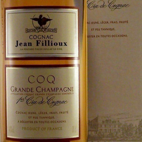 Jean Fillioux COQ Cognac