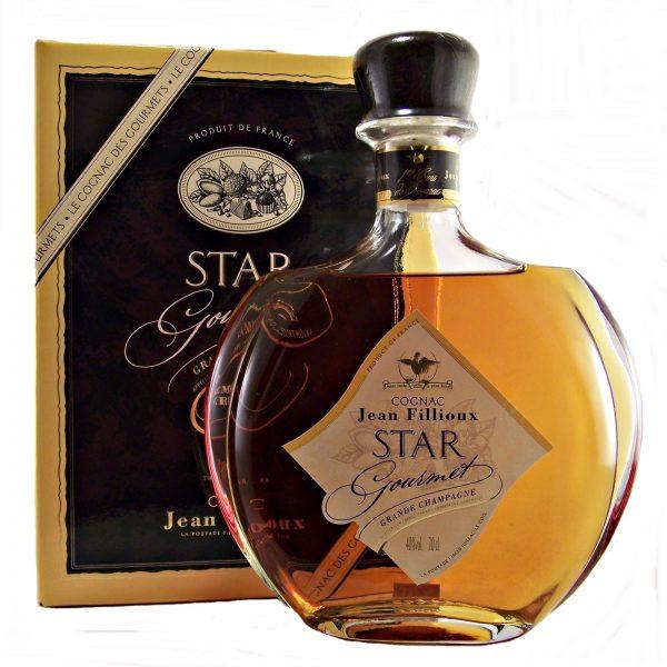 Jean Fillioux Star Gourmet Grande Champagne Cognac