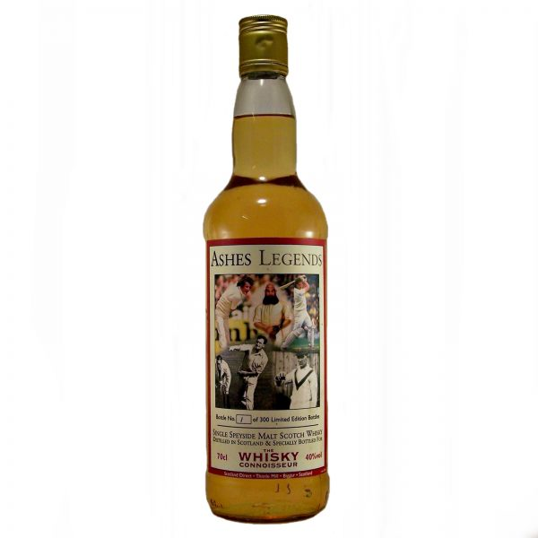 Ashes Legends Single Malt Whisky