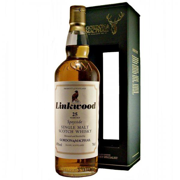 Linkwood 25 year old Single Malt Whisky