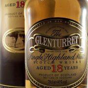 Glenturret 18 year old Single Highland Malt Scotch Whisky