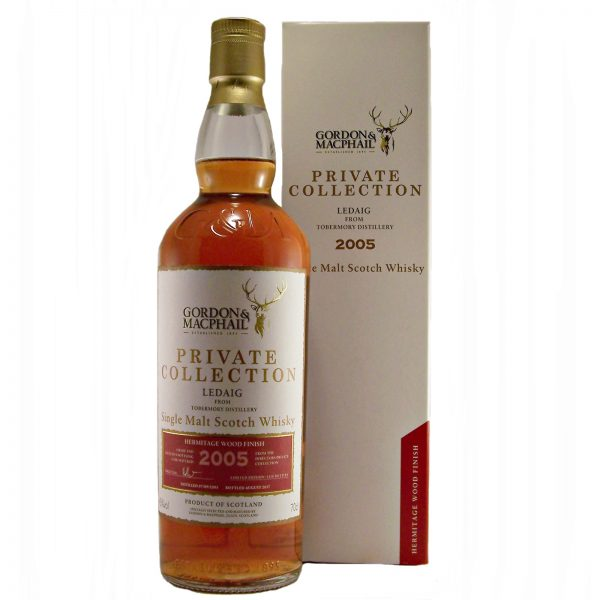 Ledaig 2005 Hermitage Wood Finish