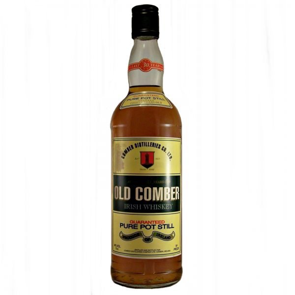 Old Comber 30 year old Irish Whiskey
