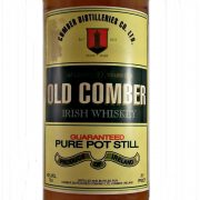 Old Comber at least 30 year old Irish Whiskey
