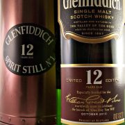 "Glenfiddich ""One Day You Will"" Limited Edition"