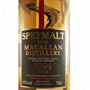 Speymalt from Macallan Distillery 1994 Single Malt Whisky