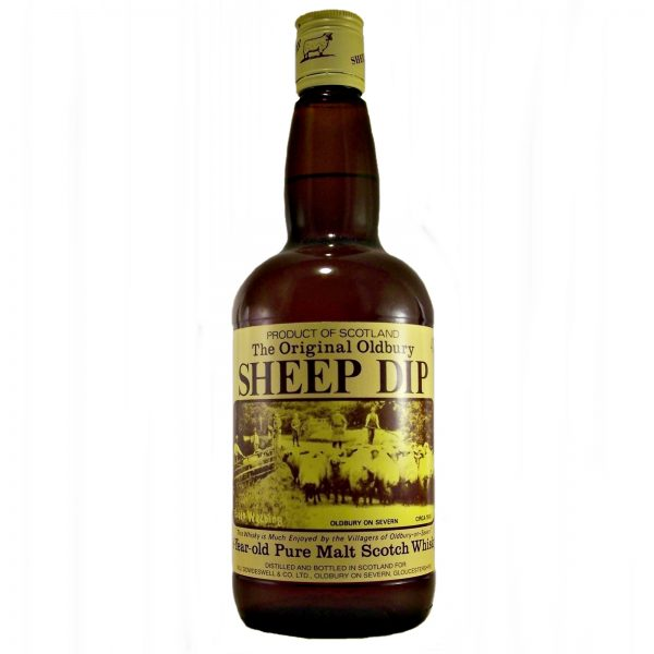 Original Oldbury Sheep Dip 8 year old Whisky