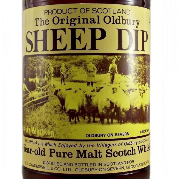 Sheep Dip 8 year old Whisky