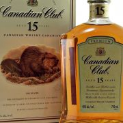 Canadian Club Premium 15 year old Whisky
