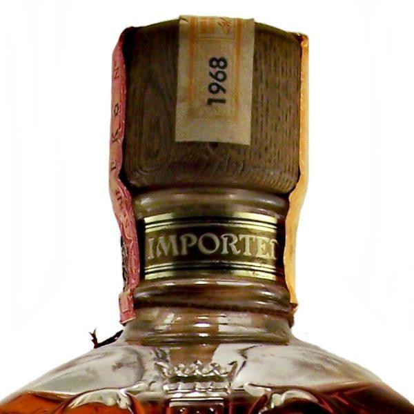 Grand Award 12 year old Canadian Whiskey 1968
