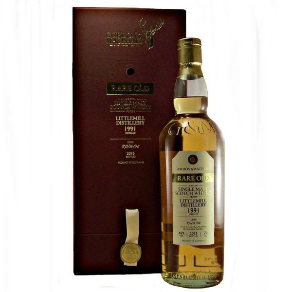 Littlemill 1991 Rare Old Single Malt Whisky