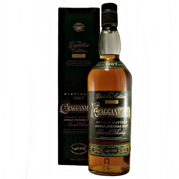 Cragganmore 1987 Distillers Edition