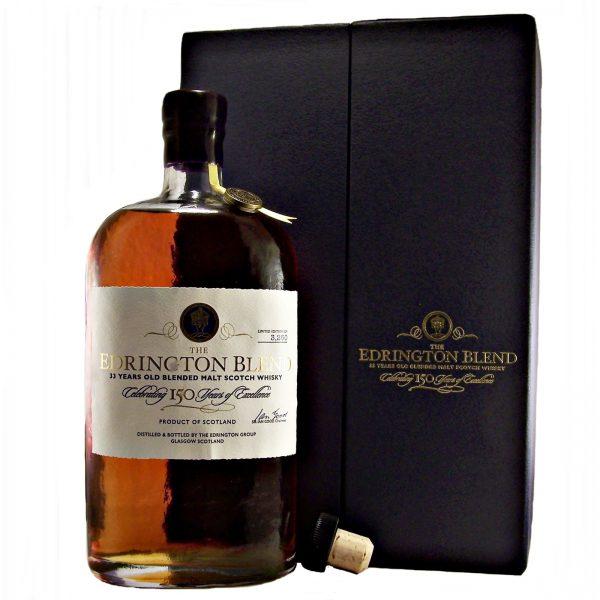 The Edrington Blend 33 year old 150th Anniversary