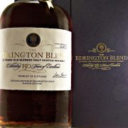 Edrington 33 year old Malt Whisky 150th Anniversary