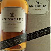 Cotswolds English Single Malt Whisky Inaugural Release