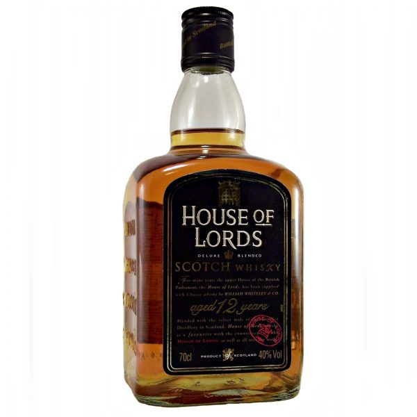 House of Lords 12 year old Scotch Whisky
