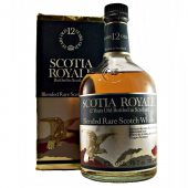 Scotia Royale 12 year old Blended Rare Scotch Whisky from whiskys.co.uk