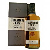 Tullamore 14 year old Single Malt Irish Whiskey from whiskys.co.uk