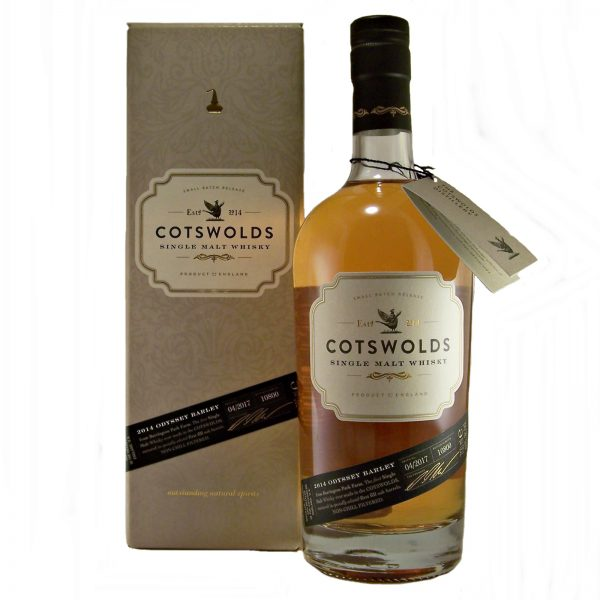 Cotswolds English Single Malt Whisky