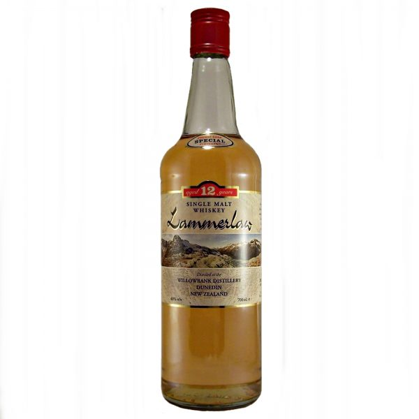 Lammerlaw 12 year old Special Sherry Cask New Zealand Whisky