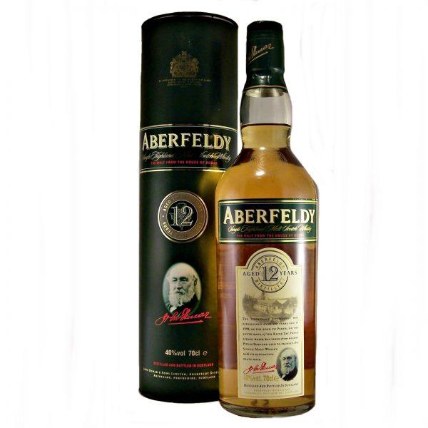 Aberfeldy 12 year old (Old Style Presentation)